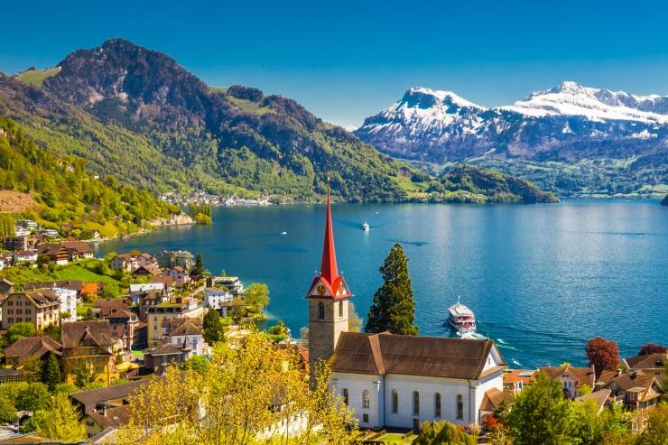 Seguro viagem para Suíça