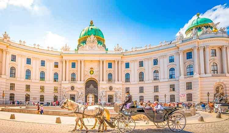 Viena - Áustria Destinos românticos
