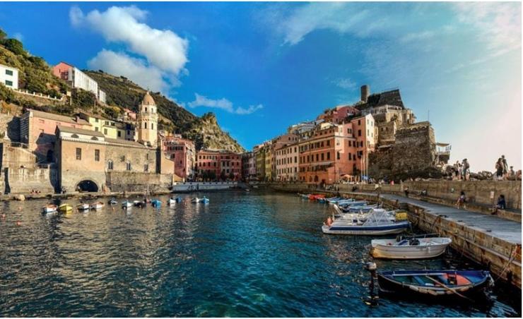 destinos romanticos Europa