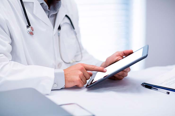 Cobertura para despesa médica hospitalar