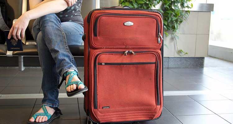 O que fazer em caso de bagagem danificada?