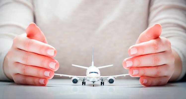 Contrate um seguro viagem