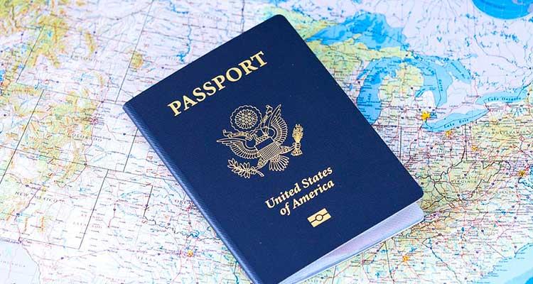 Documentos para viagens internacionais