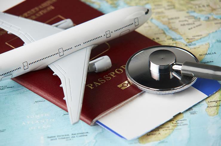 Vantagens do seguro viagem para o exterior