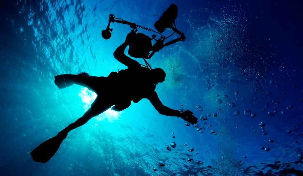 Seguros viagem para esportes mergulho