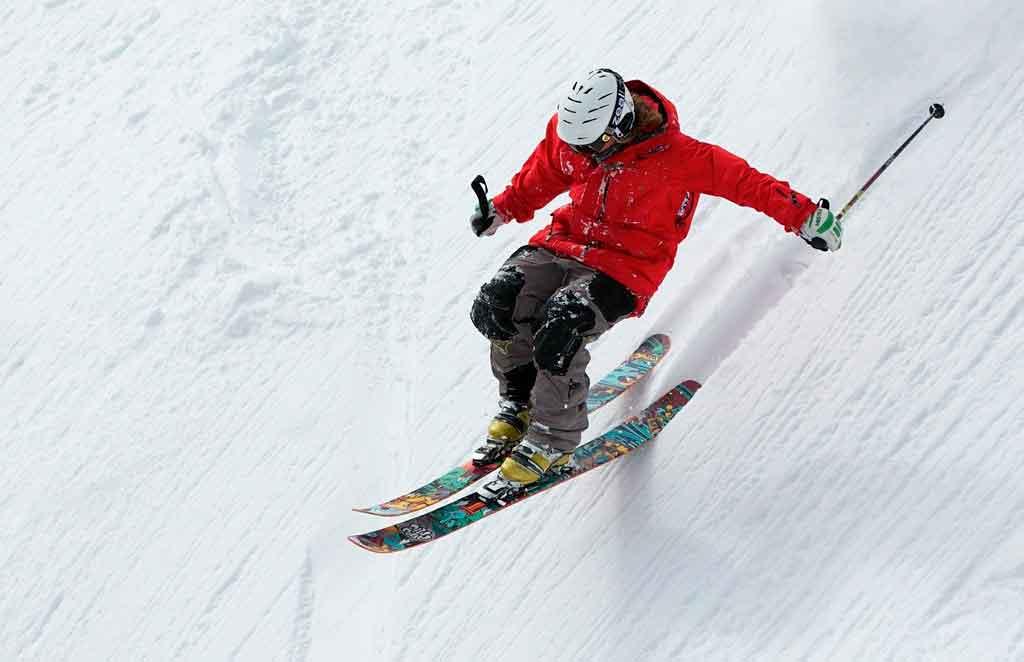Seguro viagem para esportes Esqui