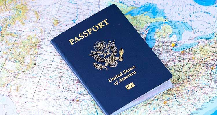 Passaporte para visitar Portugal