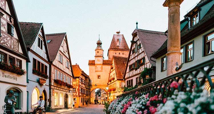 Documentação necessária para uma viagem para a Alemanha
