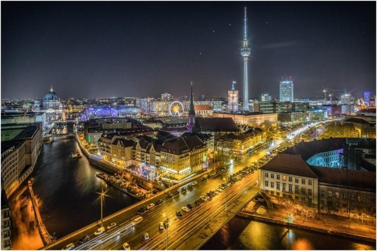 Principais cidades turísticas da Alemanha
