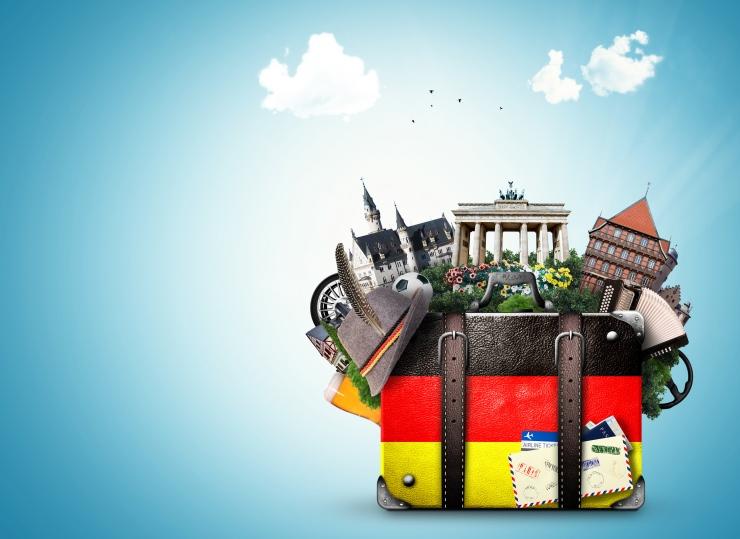 viagem para Alemanha