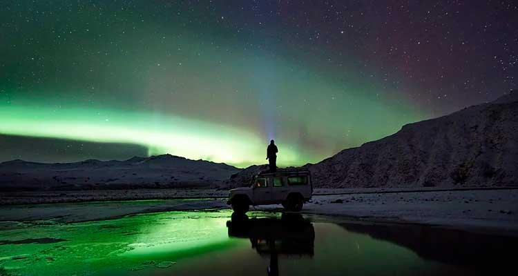 Vantagens de fazer uma viagem para Islândia no inverno: