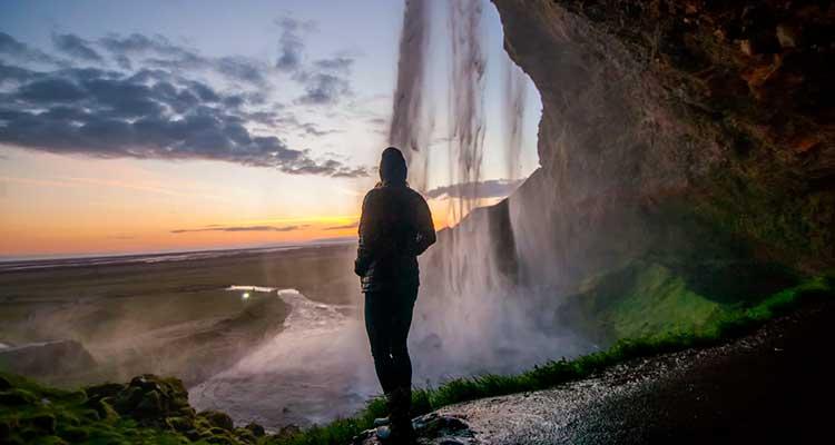 Roupas de viagem para Islândia
