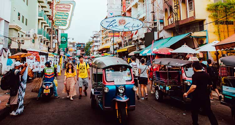 Quando visitar Bangkok?