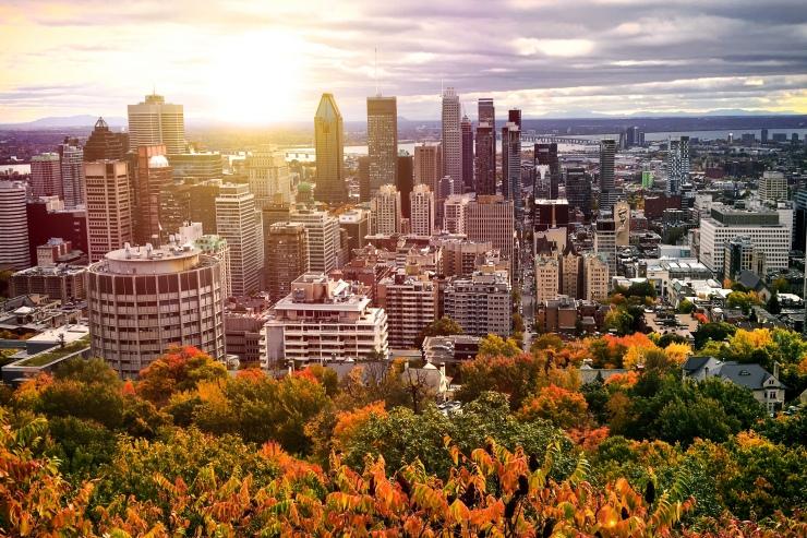 Seguro viagem Canadá montreal