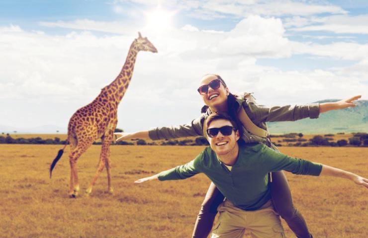 Seguro de viagem para férias na África