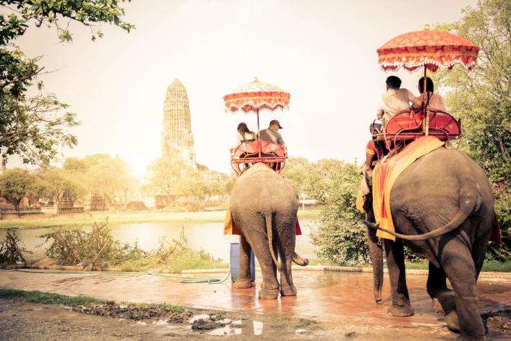 Seguro viagem para férias na Ásia