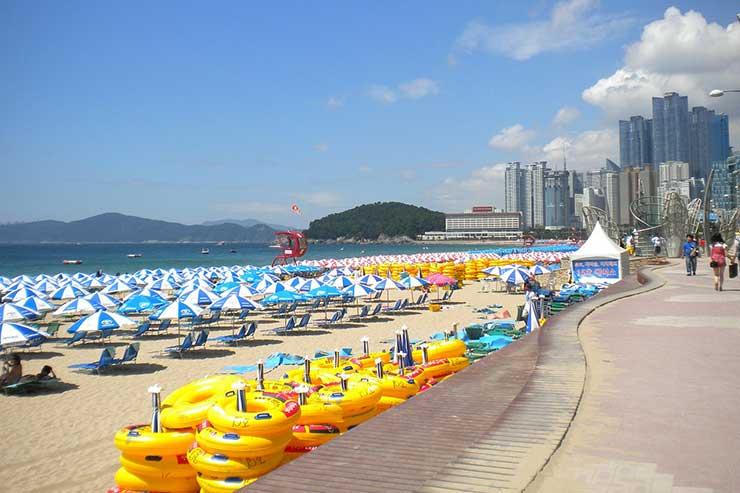 Busan Coréia do Sul