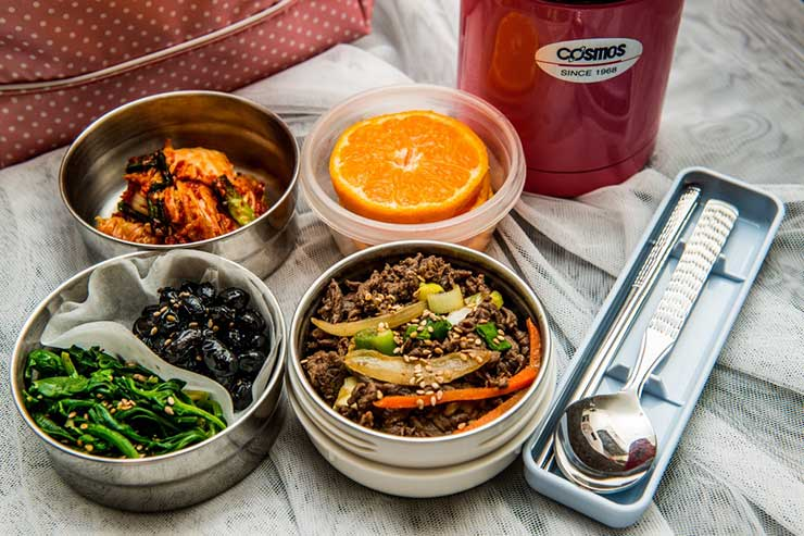 Comidas exóticas da Coréia do Sul