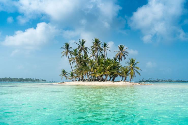Viajando para a América Central e Caribe