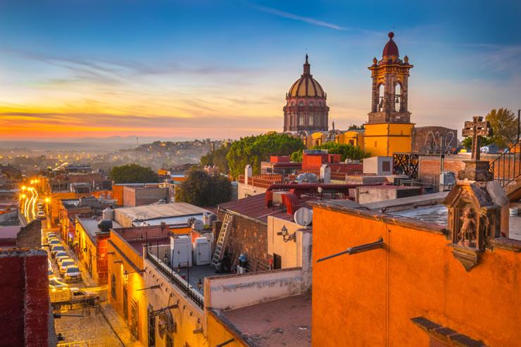 Cotação Seguro Viagem México