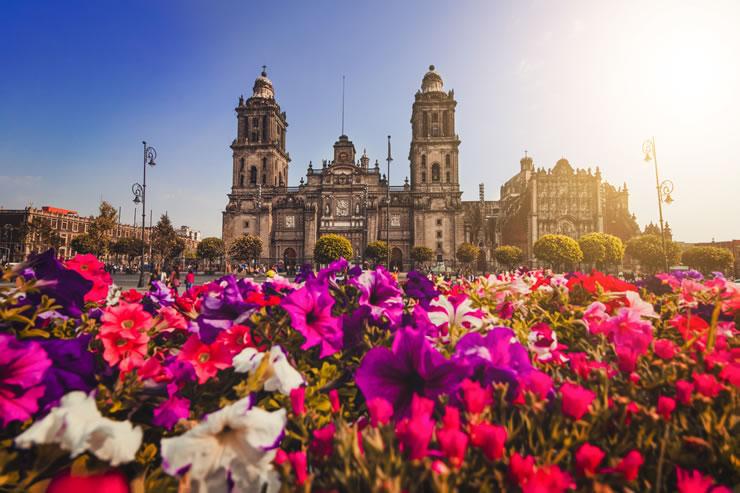 Seguro viagem México vantagens