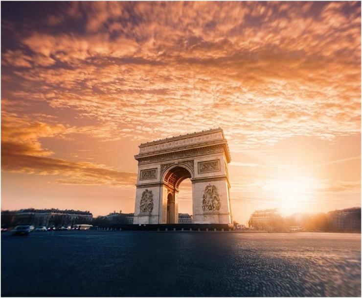 seguro viagem Paris