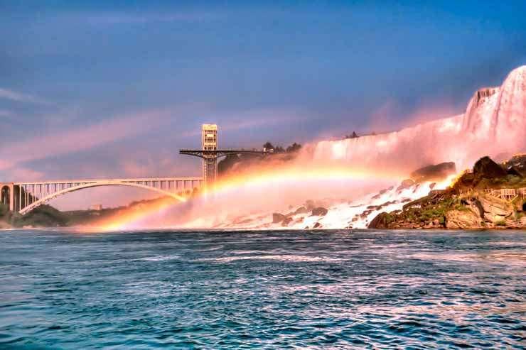 Niagara Falls Canadá Observation Tower