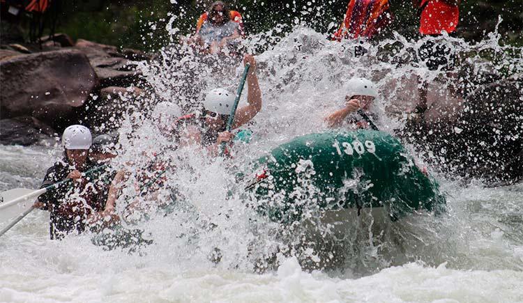 Destinos para praticar rafting no Rio de Janeiro