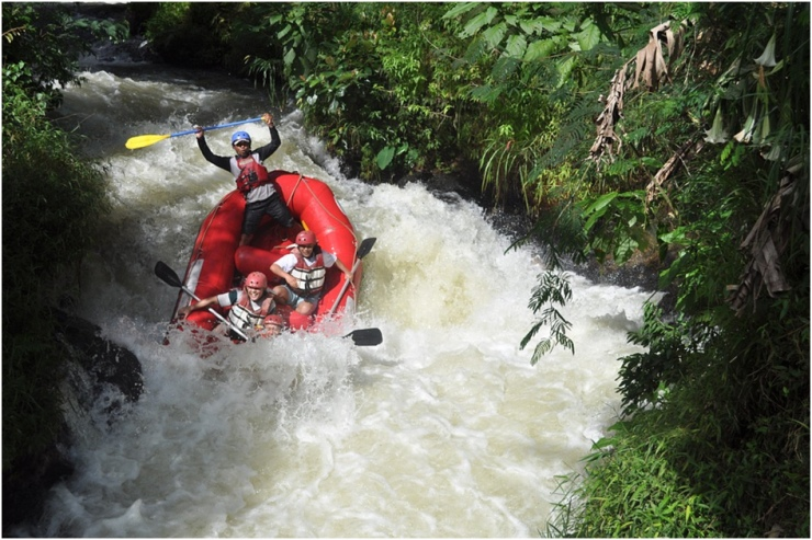 rafting onde praticar