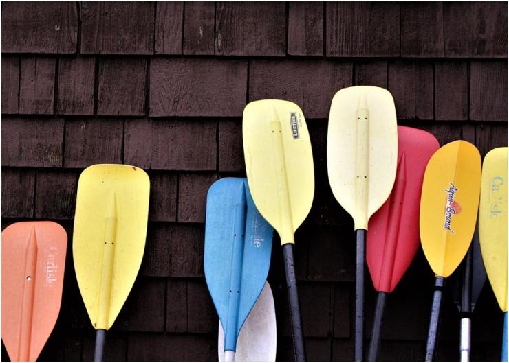 Equipamentos necessários para rafting