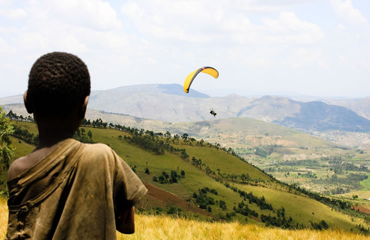 Seguro viagem África cobertura