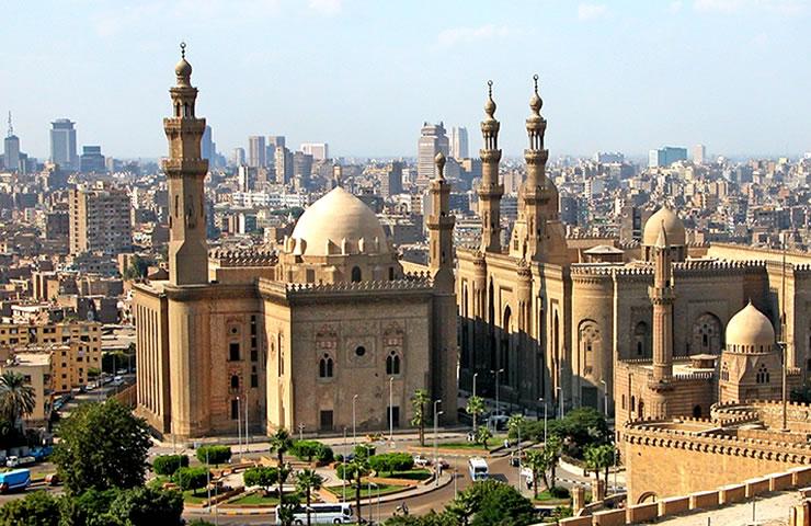 Seguro viagem África Egito