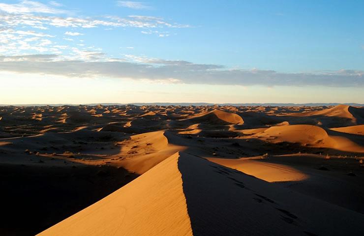 Seguro de viagem para Marrocos África