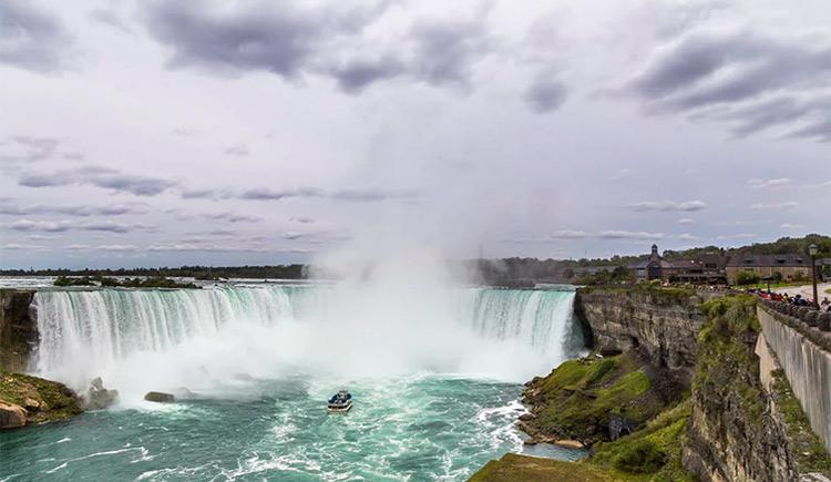 Quando visitar Niagara Falls no Canadá?