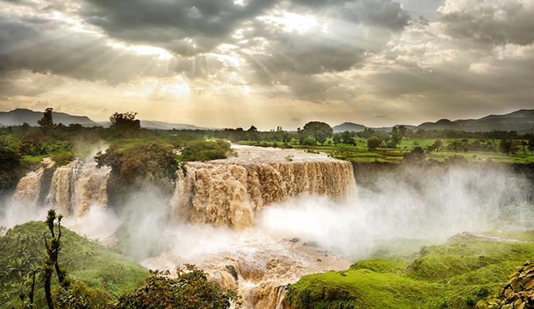 viagem a africa Etiópia