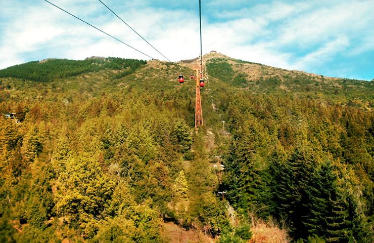 Viagem Bariloche Cerro Otto
