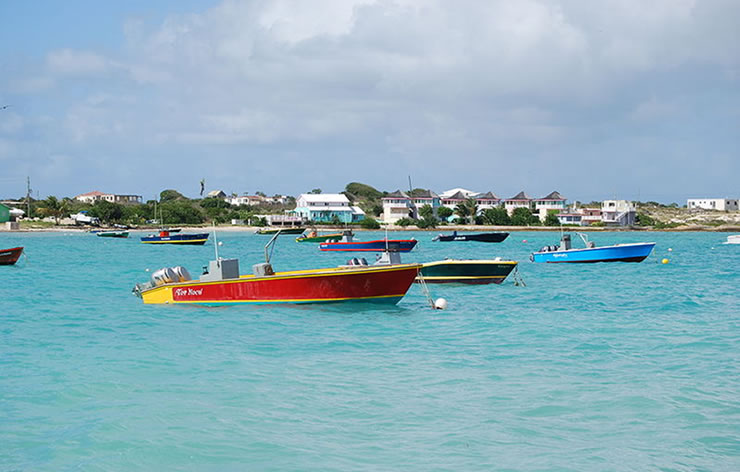 praias do caribe Anguilla