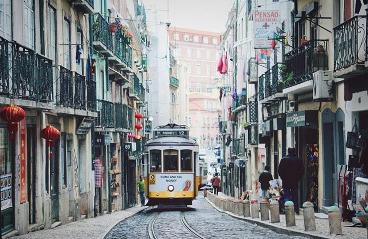 viagem para portugal visto