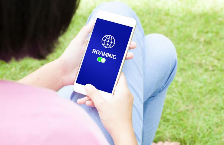 roaming internacional o que é