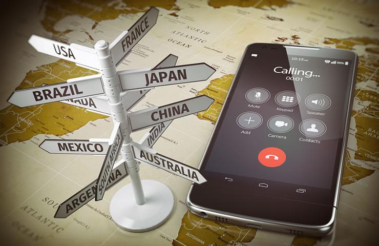 roaming internacional