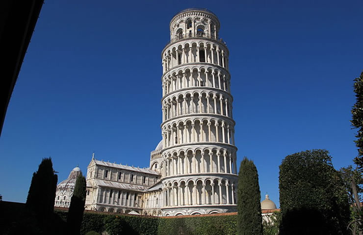 roteiro Pisa italia