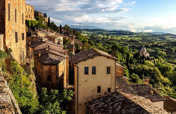 roteiro italia Siena e região da Toscana