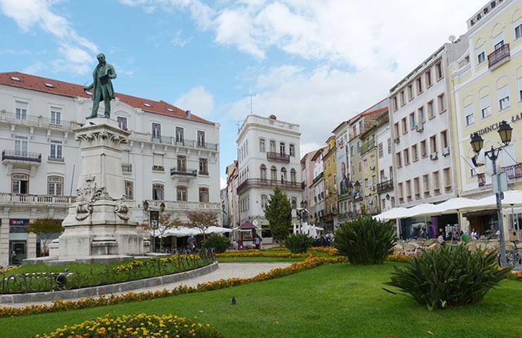 viagem para portugal coimbra