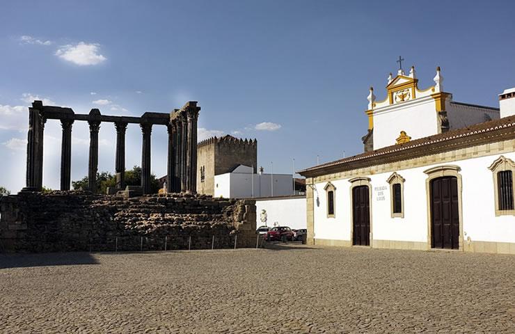 viagem para portugal Évora