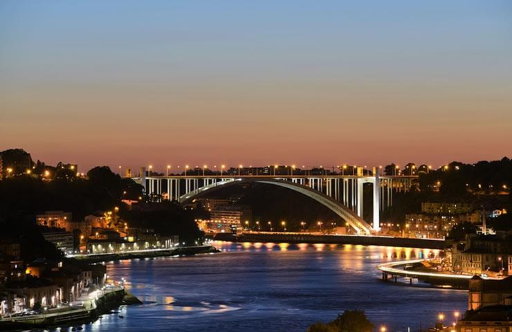 viagem para Porto portugal