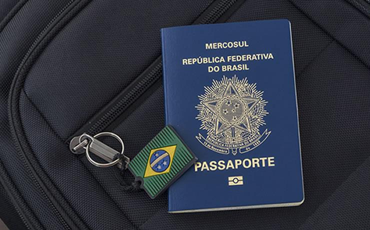 Regras para emitir o passaporte emergencial brasileiro