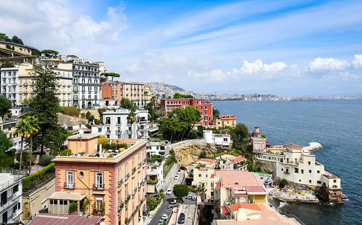 turismo itália Nápoles