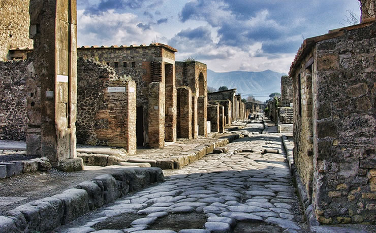 turismo itália Pompeia