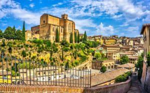 turismo a itália Siena