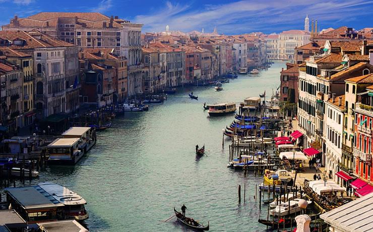 turismo na itália Veneza